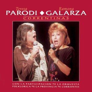 Teresa Parodi y Ramona Galarza 歌手頭像