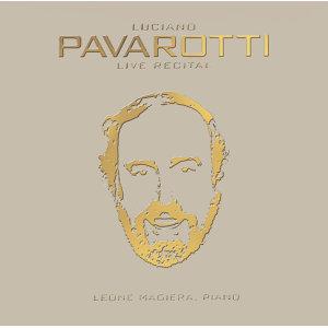 Luciano Pavarotti,Leone Magiera 歌手頭像