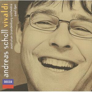 Paul Dyer,Australian Brandenburg Orchestra,Andreas Scholl 歌手頭像