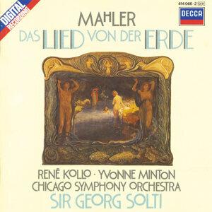 Yvonne Minton,Sir Georg Solti,René Kollo,Chicago Symphony Orchestra 歌手頭像