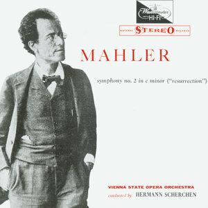 Lucretia West,Orchester der Wiener Staatsoper,Hermann Scherchen,Chor der Wiener Staatsoper,Mimi Coertse 歌手頭像
