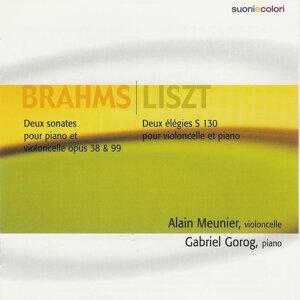 Alain Meunier,Quatuor A Cordes De Paris,Ensemble 2E2M,Paul Mefano,Quatuor De Cors 歌手頭像