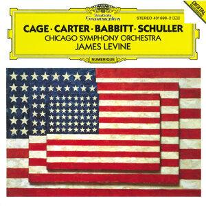 James Levine,Chicago Symphony Orchestra 歌手頭像