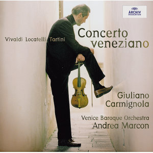 Venice Baroque Orchestra,Andrea Marcon,Giuliano Carmignola 歌手頭像