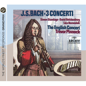David Reichenberg,The English Concert,Trevor Pinnock,Lisa Beznosiuk,Simon Standage 歌手頭像