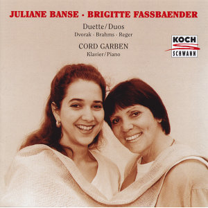 Brigitte Fassbaender,Juliane Banse 歌手頭像