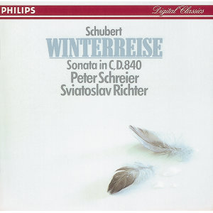 Sviatoslav Richter,Peter Schreier 歌手頭像
