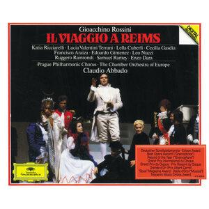 Chamber Orchestra of Europe,Claudio Abbado,Prague Philharmonic Chorus 歌手頭像