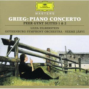 Gothenburg Symphony Orchestra,Lilya Zilberstein,Neeme Järvi