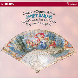 Raymond Leppard,English Chamber Orchestra,Dame Janet Baker
