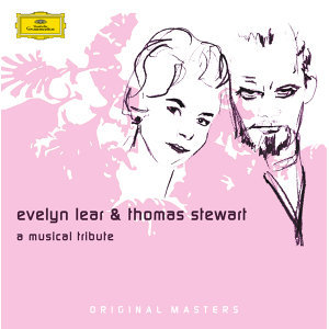 Evelyn Lear,Thomas Stewart 歌手頭像