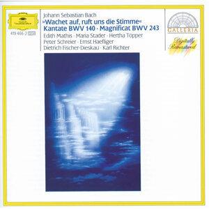 Maria Stader,Münchener Bach-Chor,Karl Richter,Hertha Töpper,Münchener Bach-Orchester,Ernst Haefliger,Dietrich Fischer-Dieskau 歌手頭像