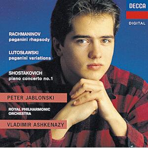 Peter Jablonski,Vladimir Ashkenazy,Royal Philharmonic Orchestra 歌手頭像