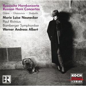 Werner Andreas Albert,Paul Rivinius,Bamberger Symphoniker,Marie-Luise Neunecker 歌手頭像