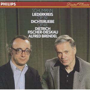 Alfred Brendel,Dietrich Fischer-Dieskau 歌手頭像