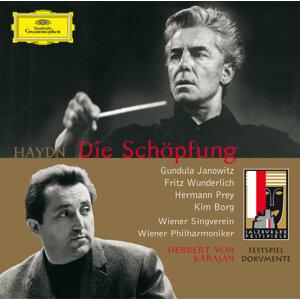 Herbert von Karajan,Hermann Prey,Fritz Wunderlich,Gundula Janowitz,Kim Borg,Wiener Philharmoniker 歌手頭像