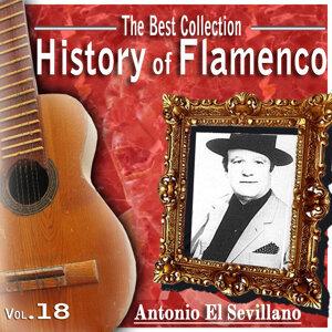 Antonio El Sevillano 歌手頭像