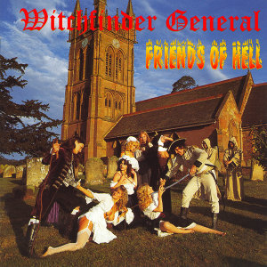 Witchfinder General アーティスト写真