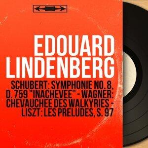 Edouard Lindenberg アーティスト写真