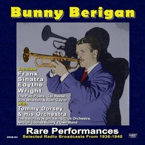 Bunny Berrigan, Bunny Berigan & His Orchestra 歌手頭像
