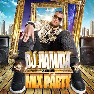 DJ Hamida 歌手頭像