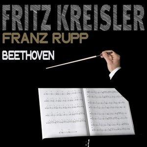 Fritz Kreisler, Franz Rupp 歌手頭像