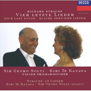 Sir Georg Solti,Wiener Philharmoniker,Kiri Te Kanawa 歌手頭像