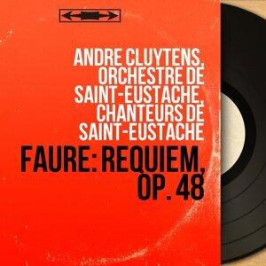André Cluytens, Orchestre de Saint-Eustache, Chanteurs de Saint-Eustache 歌手頭像