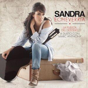 Sandra Echeverrìa  A Dueto Con Marc Anthony