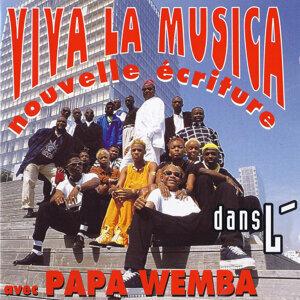 Papa Wemba, Viva La Musica 歌手頭像