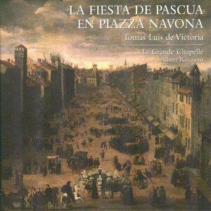 La Grande Chapelle, Albert Recasens, Gabriel Diaz Cuesta 歌手頭像