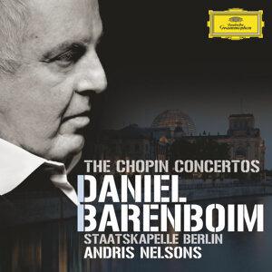 Daniel Barenboim,Staatskapelle Berlin,Andris Nelsons 歌手頭像