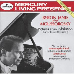 Minneapolis Symphony Orchestra,Byron Janis,Antal Doráti 歌手頭像