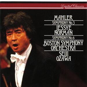 Tanglewood Festival Chorus,American Boy Choir,Seiji Ozawa,Boston Symphony Orchestra,Jessye Norman 歌手頭像
