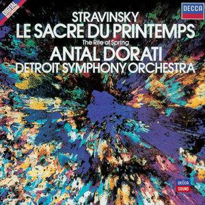 Antal Doráti,Detroit Symphony Orchestra 歌手頭像