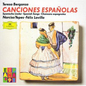 Felix Lavilla,Teresa Berganza,Narciso Yepes 歌手頭像
