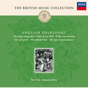 Sir Peter Pears,Benjamin Britten 歌手頭像