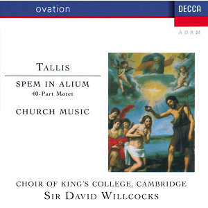 Sir Andrew Davis,Sir David Willcocks,John Langdon,The Choir of King's College, Cambridge,Cambridge University Musical Society Chorus 歌手頭像