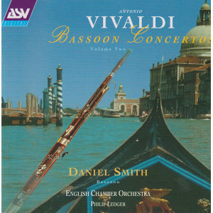 Daniel Smith,Sir Philip Ledger,English Chamber Orchestra 歌手頭像