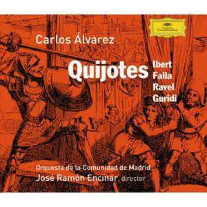 Orquesta de la Comunidad de Madrid,Carlos Alvarez,José Ramón Encinar 歌手頭像