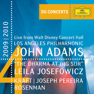 Leila Josefowicz,John Adams,Los Angeles Philharmonic,Joseph Pereira 歌手頭像