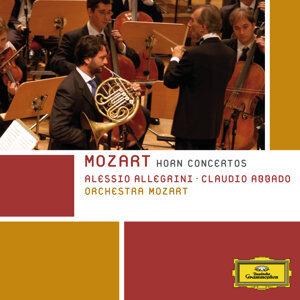 Alessio Allegrini,Orchestra Mozart,Claudio Abbado 歌手頭像