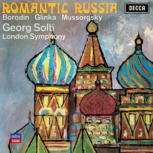 London Symphony Orchestra,Wiener Philharmoniker,Sir Georg Solti 歌手頭像