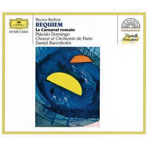 Daniel Barenboim,Orchestre de Paris,Plácido Domingo 歌手頭像