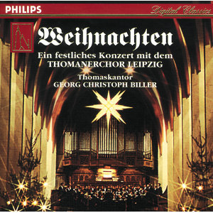 Georg Christoph Biller,Thomanerchor Leipzig 歌手頭像
