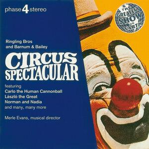 Circus Band,Merle Evans 歌手頭像