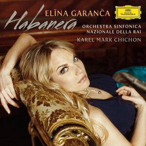 Elina Garanca,Orchestra Sinfonica Nazionale della Rai,Karel Mark Chichon 歌手頭像
