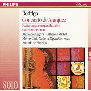 Antonio de Almeida,Alexandre Lagoya,Orchestre National de l'Opéra de Monte-Carlo,Catherine Michel 歌手頭像