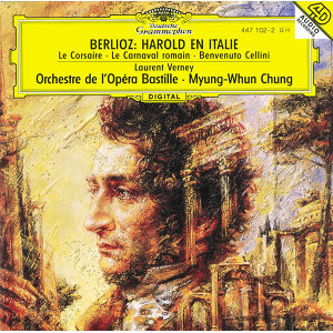 Laurent Verney,Orchestre De La Bastille,Myung-Whun Chung 歌手頭像