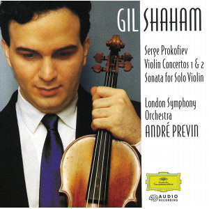 London Symphony Orchestra,André Previn,Gil Shaham
